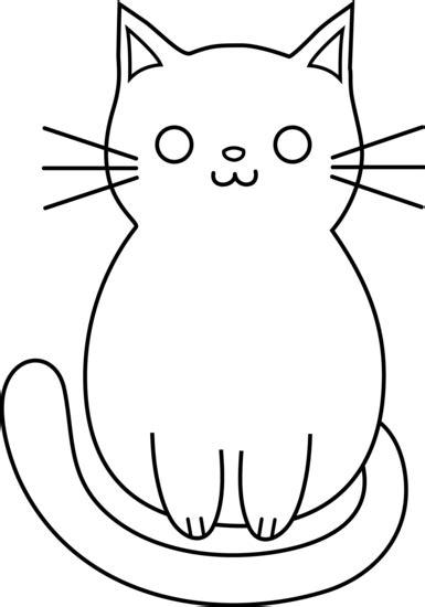 Cute Cat Clipart Free Images 2 Clipartix