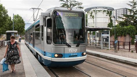 Grenoble : un conducteur de la ligne A du tramway agressé