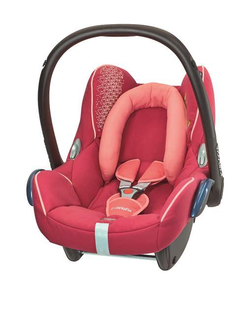 maxi cosi siege auto maxi cosi cabriofix siège auto pour bébé origami