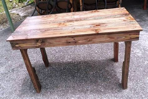 Recycled Wood Pallet Coffee Table  101 Pallets
