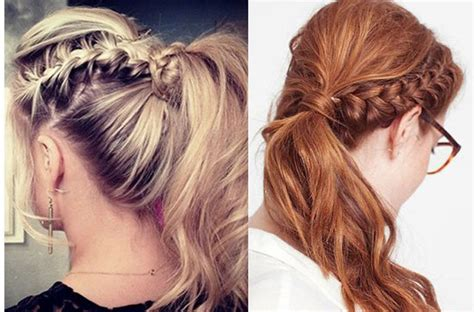 easy twist styles for hair easy braid headband tutorial hairstyles 8131