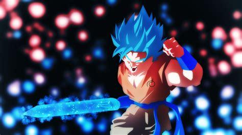 goku ssb ki blade hd anime  wallpapers images