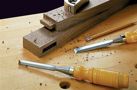 mortise tenon woodworking project woodsmith plans