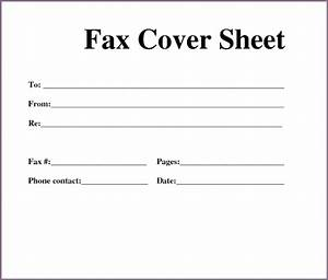 free printable fax cover sheet template pdf word With fax cover letter