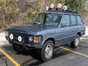 1990 Land Rover Range Rover County Swb For Sale On Bat