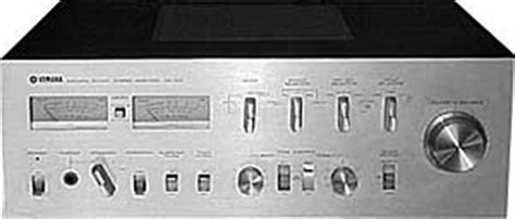 yamaha ca  manual stereo pre main amplifier hifi