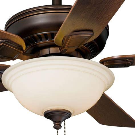 hton bay ceiling fan replacement glass bowl hton bay cbell 52 mediterranean bronze ceiling fan