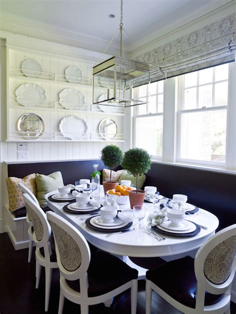 oval kitchen table with bench white oval dining table cottage kitchen thornton designs