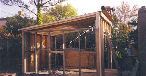 6 X 8 Slant Roof Shed Plans by Knowing 4 X 8 Slant Roof Shed Plans Jans