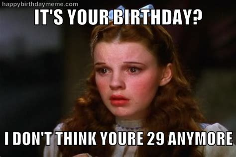 Birthday Meme 30 - happy 30th birthday quotes and wishes with memes and images