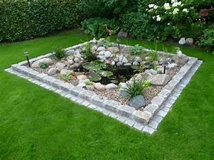 Gartengestaltung Mit Teich : bolz gartengestaltung teich ~ Markanthonyermac.com Haus und Dekorationen
