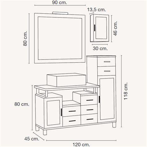 modulos de cocina medidas estandar imagenes  detalles