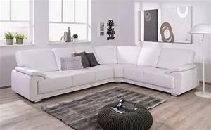 Xxl Couch L Form : xxl mega wohnlandschaft l form nadia weiss sofa couchgarnitur 290x240cm ebay ~ Bigdaddyawards.com Haus und Dekorationen