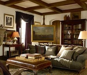 STYLE CODE: Interior Inspiration: Ralph Lauren Fall Home ...