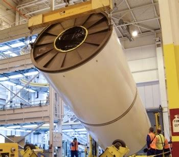 orbital atk prepares  qm  test  sls solid rocket