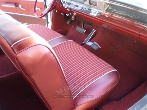 midwest auto tops upholstery  pontiac catalina