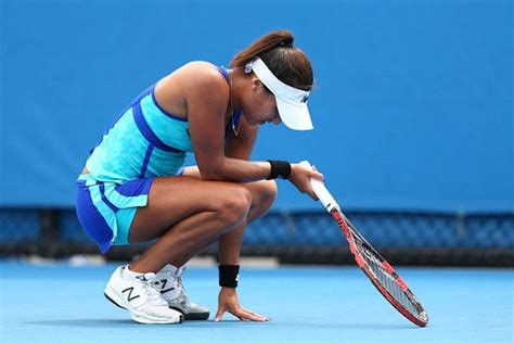 British Tennis Star Praised After Blaming Poor Performance ...