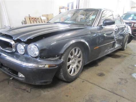 Parting Out 2004 Jaguar Xj8