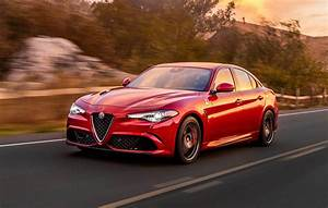 Alfa Romeo Recalls Giulia  Stelvio Models Because Of