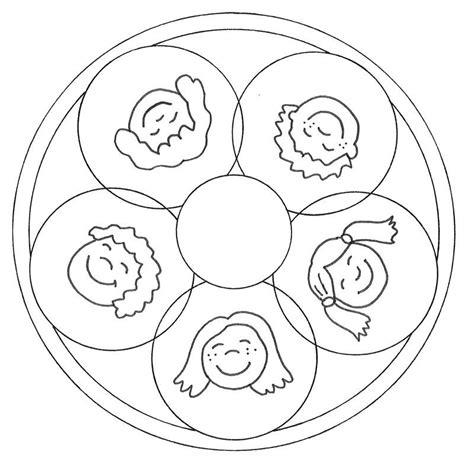 mandalas für kinder zum ausdrucken kostenlose malvorlage mandalas mandala kinder zum ausmalen