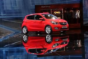 Avis Opel Karl : prix opel karl 2015 des tarifs partir de 9990 euros opel auto evasion forum auto ~ Gottalentnigeria.com Avis de Voitures