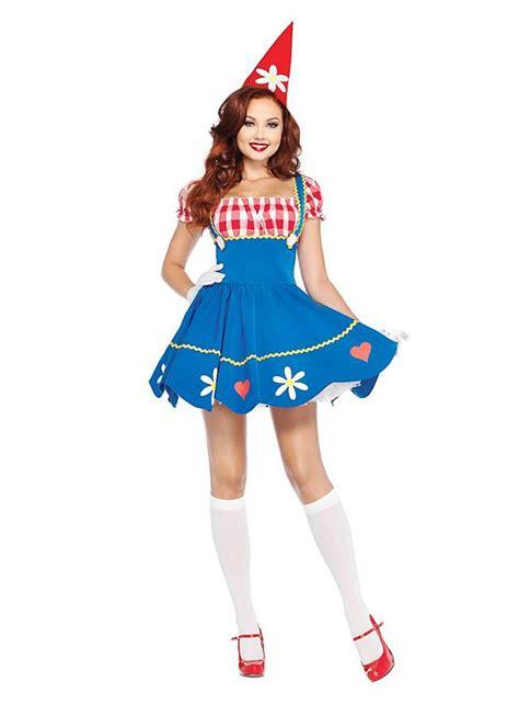 sexy lawn gnome costume maskworldcom
