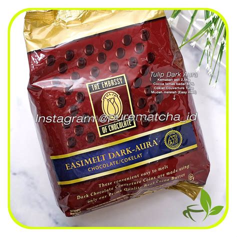 jual beli easy melt aura easimelt chocolate