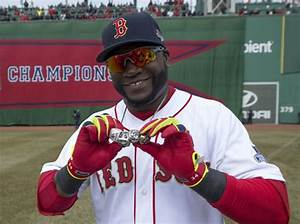 Red Sox receive rings in pregame ceremony - NY Daily News