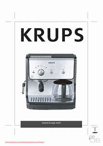 Krups Xp 2000 User Guide Manual Pdf