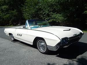 1963 Ford Thunderbird Convertible For Sale In Potomac