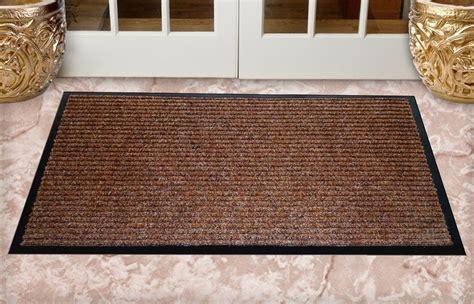 deluxe rib indoor outdoor entrance floor mat floor mat