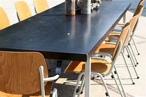 Tischdecke 3 Meter Lang : industri le vintage xxxl eettafel 3 meter lang dehuiszwaluw ~ Frokenaadalensverden.com Haus und Dekorationen