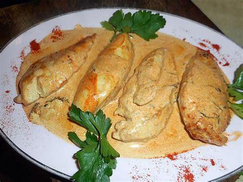 recette de filets de poulet au paprika
