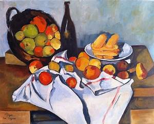 Painting from the Masters: February Study - Cezanne's ...