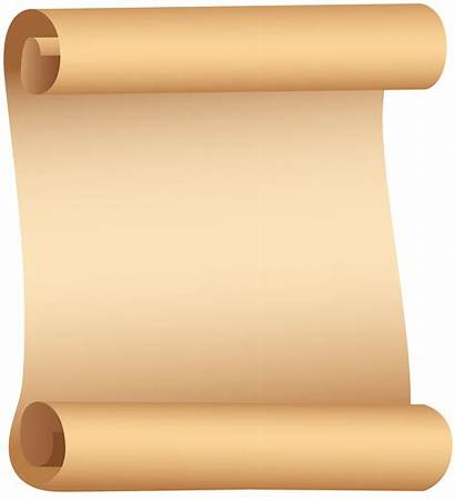 Scroll Paper Clip Clipart Transparent Scrolls Yopriceville