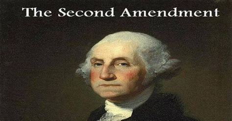 amendment   important  george washington