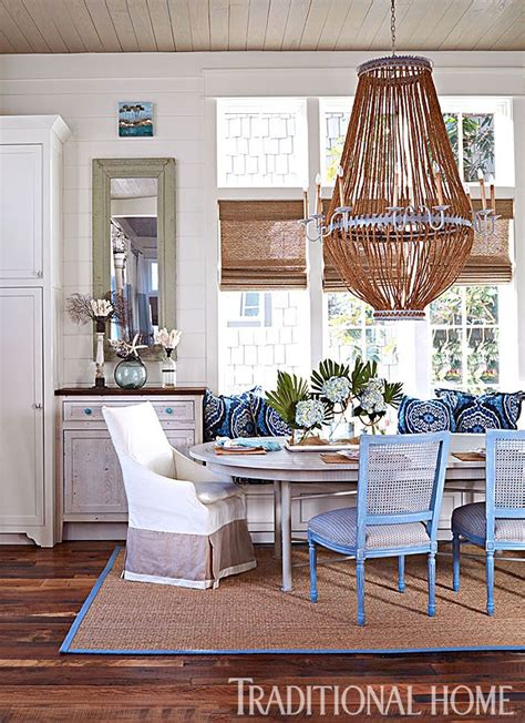 spacious home with seaside palette in 2019 dining in