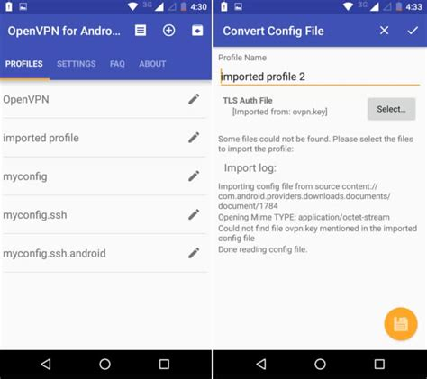 openvpn for android how to hide your openvpn traffic with an ssh tunnel