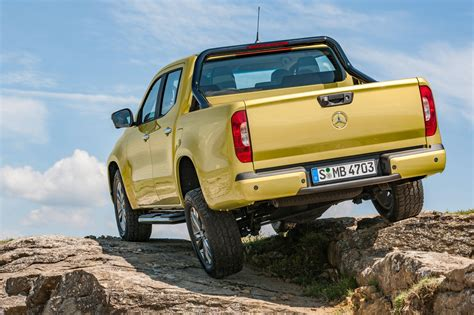New Mercedes-benz X-class Pick-up
