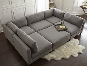 Home By Sean Catherine Lowe Chelsea Modular Sectional