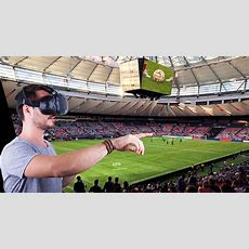 Vr In Sports & Entertainment  Stambol Studios