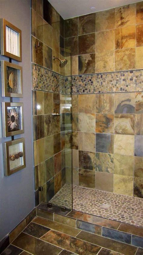 slate shower thetileshop   floor matching