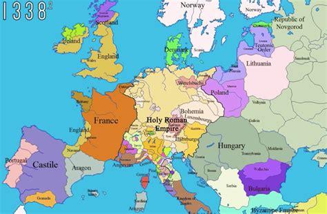 Carte De L Europe 2017 by Histoire G 233 Opolitique De L Europe En Cartes