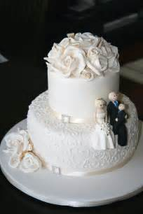 two tier wedding cake 25 small wedding cakes for the special occassion godfather style