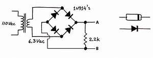 full wave rectifier schematic With vcc ground full wave bridge rectifier circuit with working explanation
