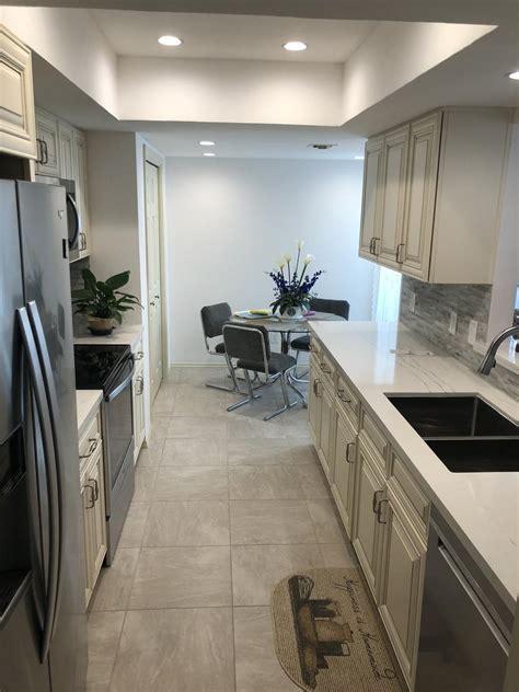 remodeling scottsdale galley kitchen remodel