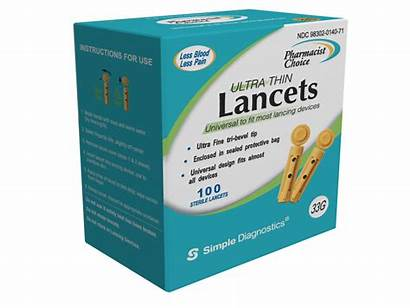 Lancets Lancing Twist Devices Lancet Choice Compatible