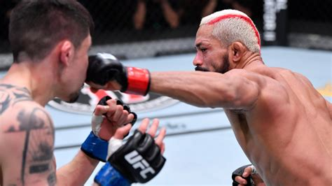 ufc  post event facts figueiredo moreno  history