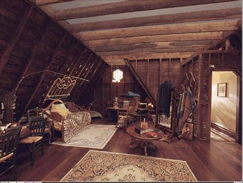 manor the attic and basement piper halliwell photo
