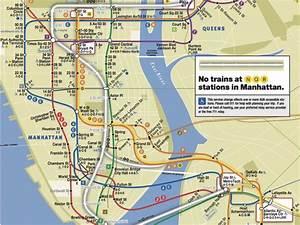 N  Q  R Trains Won U0026 39 T Run Overnight To Brooklyn This Week